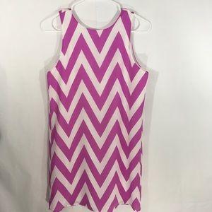 Everly purple mini sleeveless dress